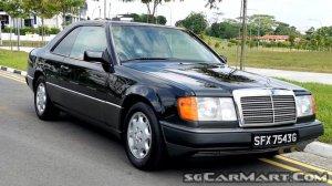 Mercedes-Benz 300CE (COE till 11/2028)