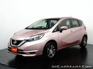 Nissan Note 1.2A