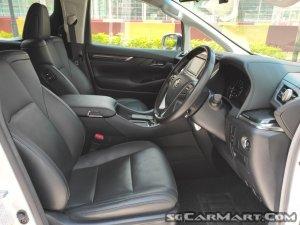 Toyota Vellfire 2.5A Elegance Moonroof