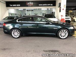 Jaguar XF 2.0A Luxury