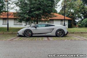 Lamborghini Gallardo LP570-4 Superleggera (COE till 02/2030)