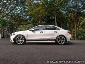 Mercedes-Benz A-Class Saloon A250 AMG Line