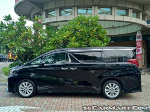 Toyota Alphard 2.5A S A-Package