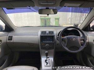 Toyota Corolla Altis 1.6A (COE till 07/2024)