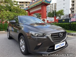 Mazda CX-3 2.0A Standard