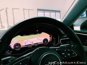 Audi A5 Coupe 2.0A TFSI S-tronic Design