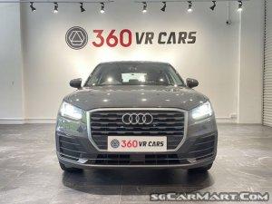 Audi Q2 1.0A TFSI S-tronic