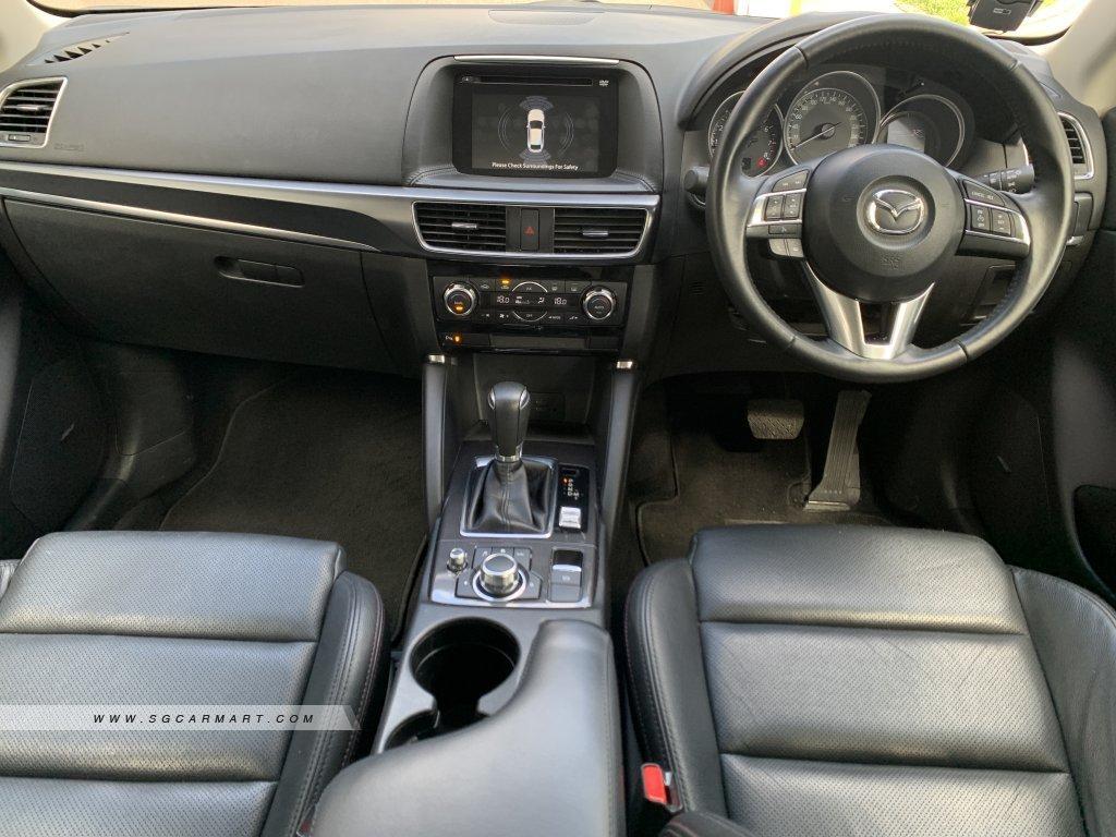 Mazda CX-5 2.0A Premium