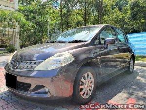 Nissan Latio 1.5A (COE till 09/2029)
