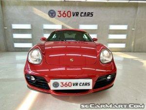 Porsche Cayman 2.7A Tip (COE till 11/2027)