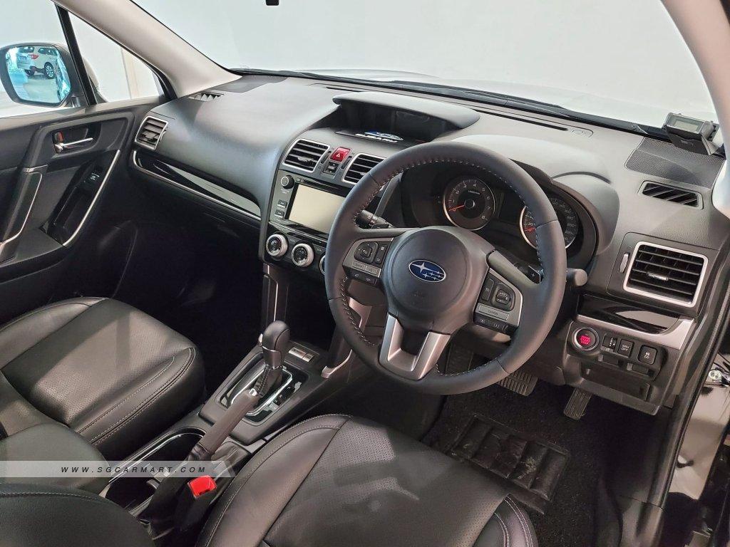 2016 Subaru Forester 2.0i-L Sunroof