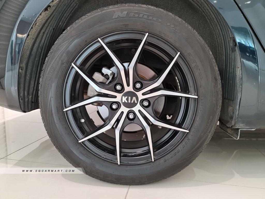 2017 Kia Cerato K3 1.6A
