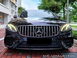 Mercedes-Benz E-Class E220d AMG Line Premium Plus