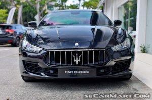 Maserati Ghibli 3.0A Ribelle
