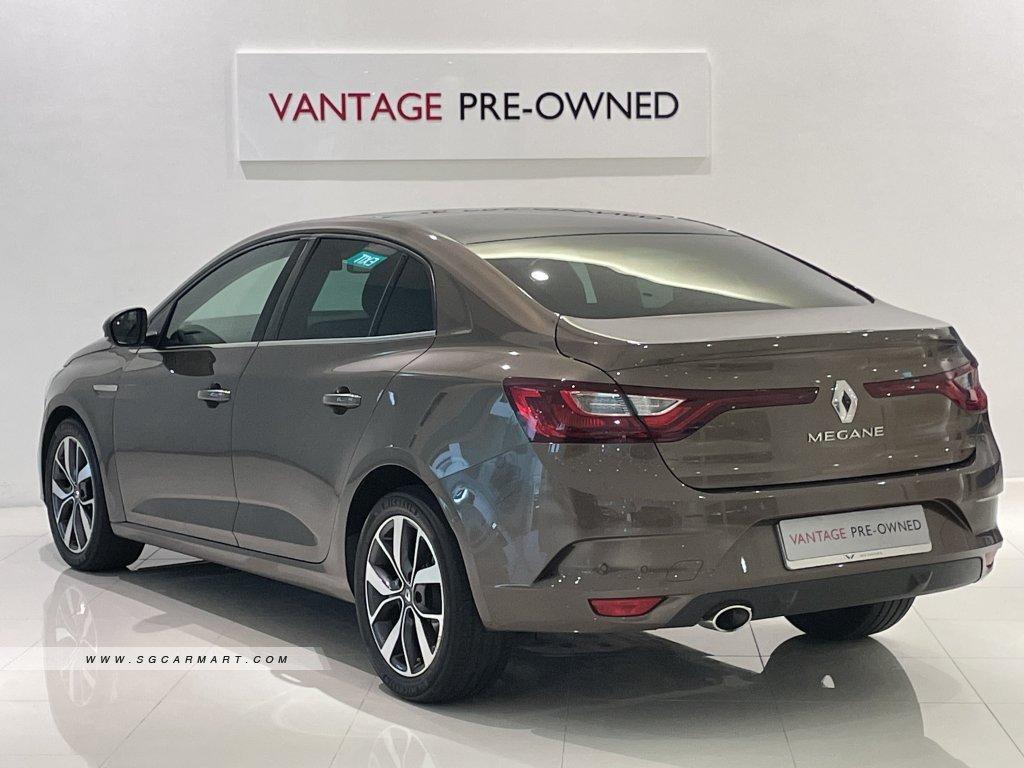 2017 Renault Megane Sedan Diesel 1.5T dCi