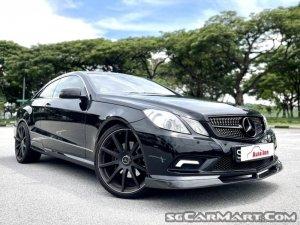 Mercedes-Benz E-Class E350 CGI Coupe (COE till 06/2030)