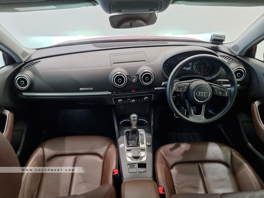 2017 Audi A3 Sedan 1.0A TFSI S-tronic