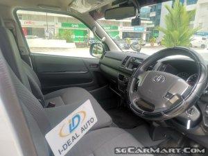 Toyota RegiusAce 2.8A