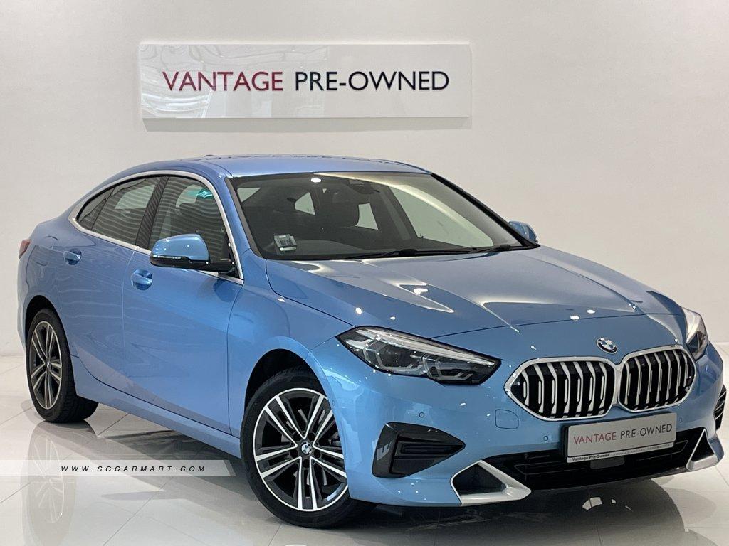 2020 BMW 218i Gran Coupe Luxury