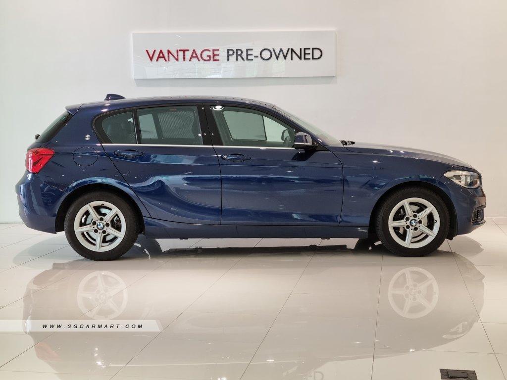2018 BMW 116d