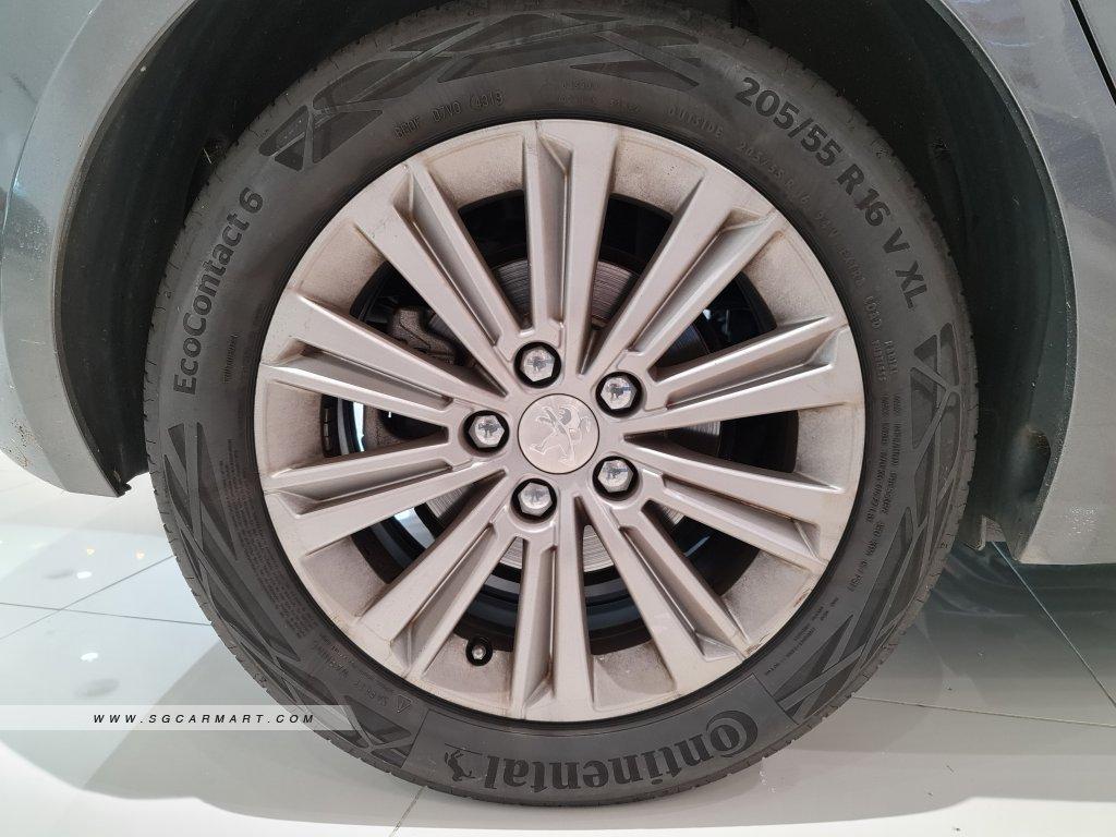 2018 Peugeot 308 1.2A PureTech Allure