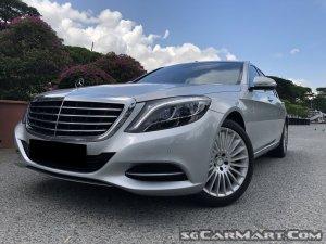 Mercedes-Benz S-Class S400L Hybrid (New 10-yr COE)