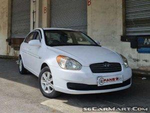 Hyundai Verna 1.4A (COE till 06/2026)