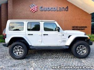 Jeep Wrangler Unlimited Sahara 3.6A