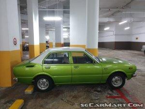 Toyota Corolla (COE till 07/2022)