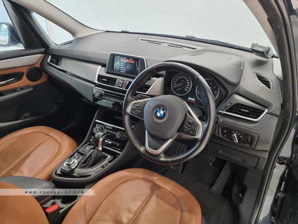 2016 BMW 216d Gran Tourer