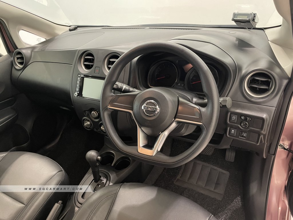 2018 Nissan Note 1.2A