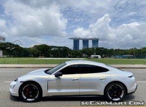 Porsche Taycan Electric 4S Plus