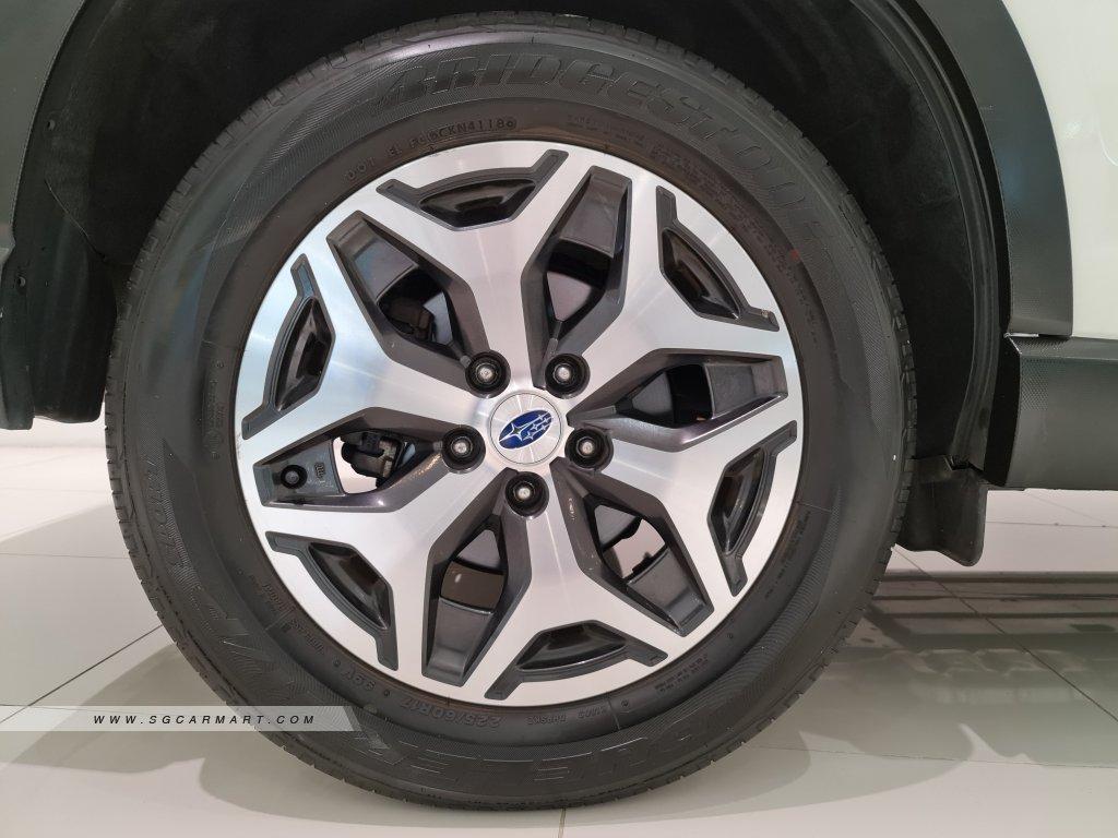 2019 Subaru Forester 2.0i-L EyeSight