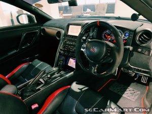 Nissan GTR 3.8A (COE till 11/2027)