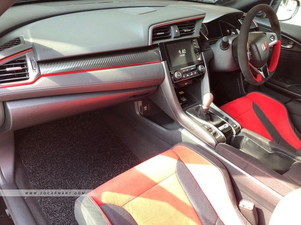 Honda Civic Type R 2.0M VTEC Turbo GT