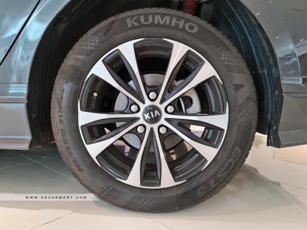 2020 Kia Cerato K3 1.6A EX