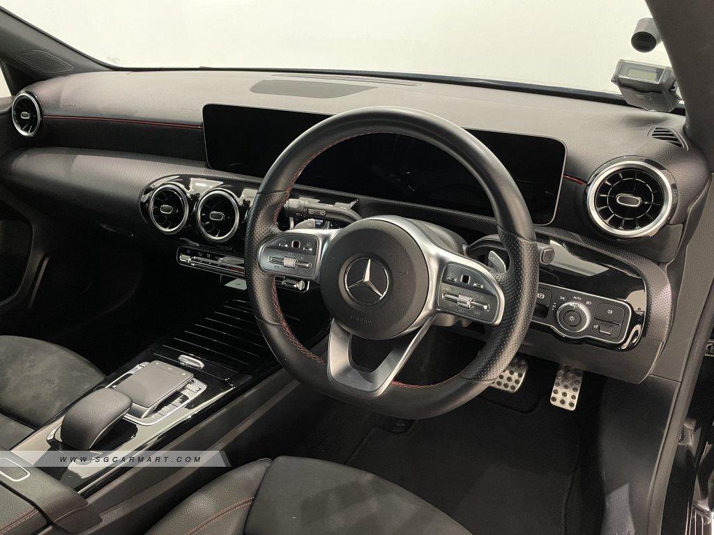2019 Mercedes-Benz A200 AMG Line