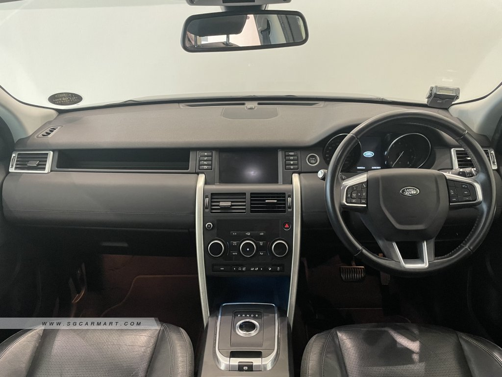 2017 Land Rover Discovery Sport 2.0A Si4 SE 7-Seater