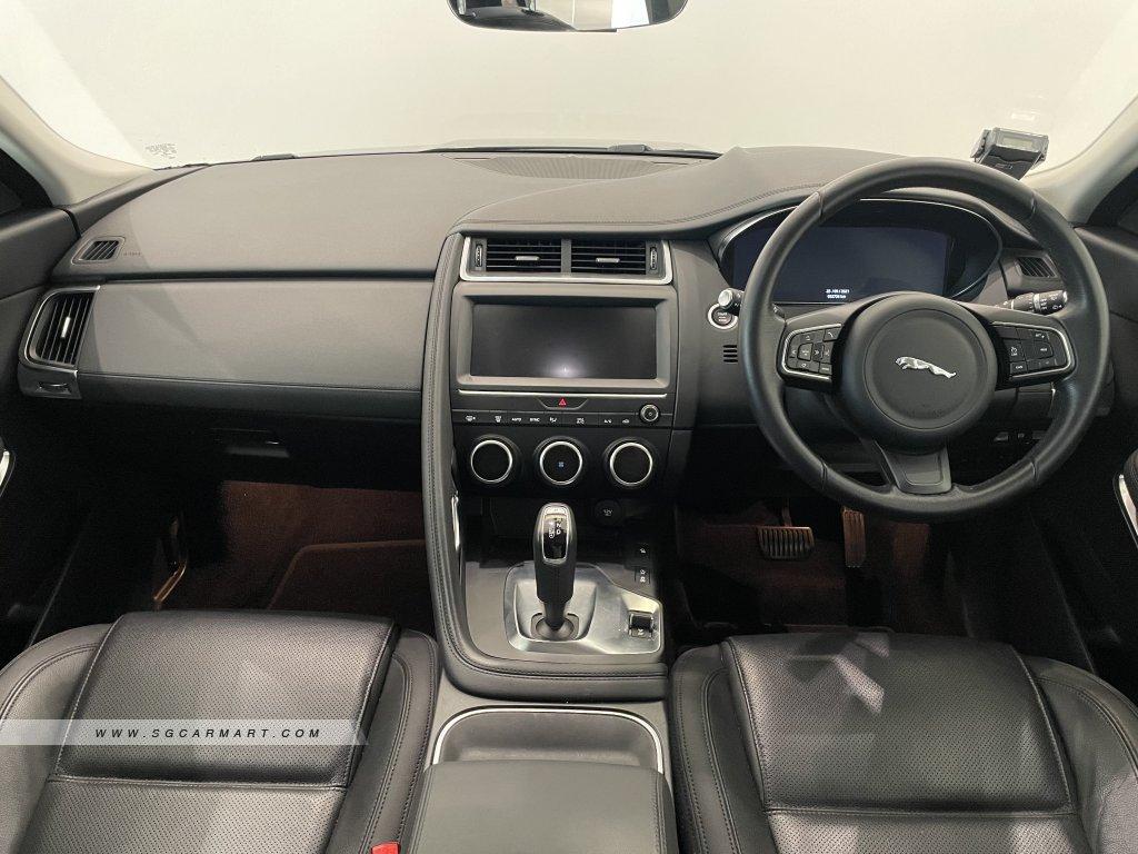 2019 Jaguar E-PACE 2.0A Prestige