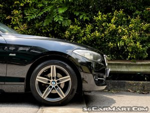 BMW 2 Series 218i Coupe Sport Sunroof