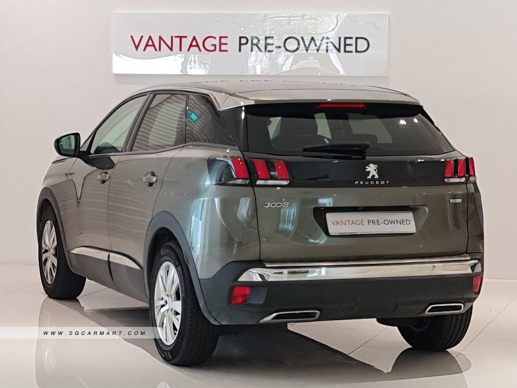 2017 Peugeot 3008 1.2A PureTech EAT6 Active