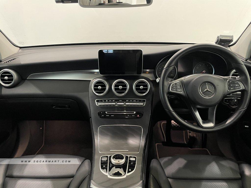 2018 Mercedes-Benz GLC250 4MATIC