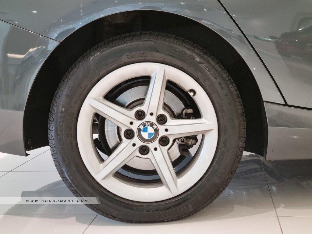 2017 BMW 116d