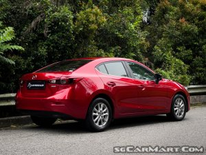 Mazda 3 1.5A Deluxe