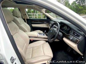 BMW 7 Series 730Li Sunroof