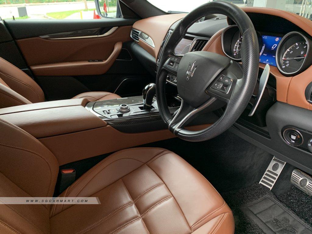 Maserati Levante S 3.0A GranSport