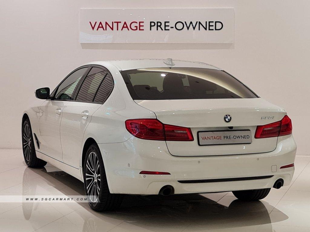 2020 BMW 520i Sport