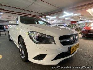 Mercedes-Benz CLA-Class CLA180 Sunroof