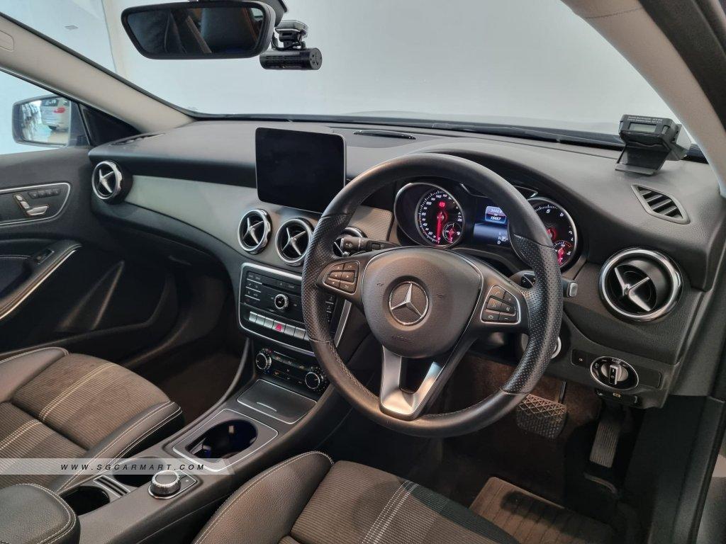 2019 Mercedes-Benz GLA180 Urban Edition