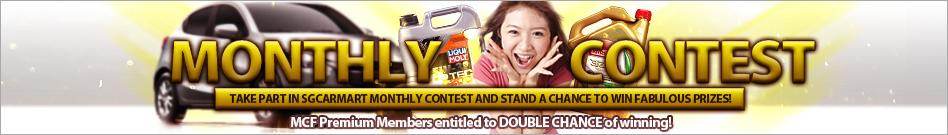sgCarMart Contest